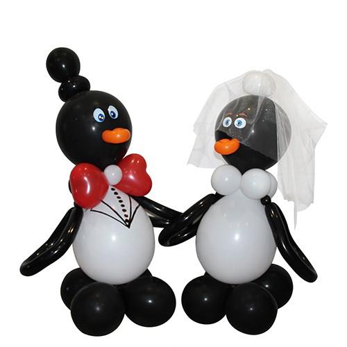 Пингвины (он + она)