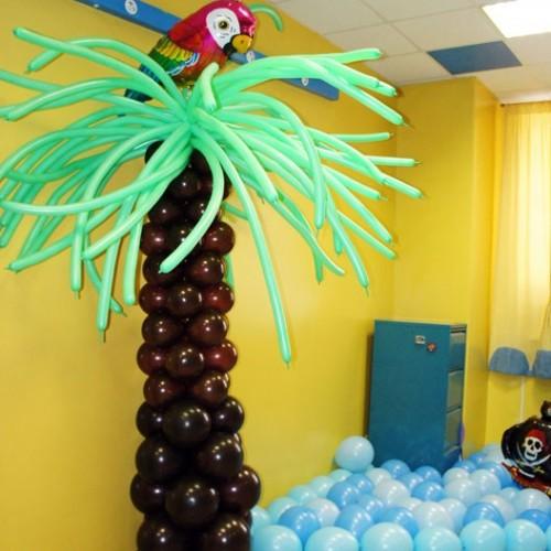 Пальма для вечеринки