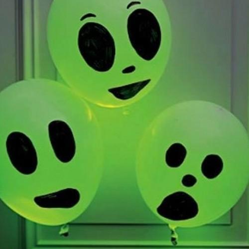 Приведения из шариков