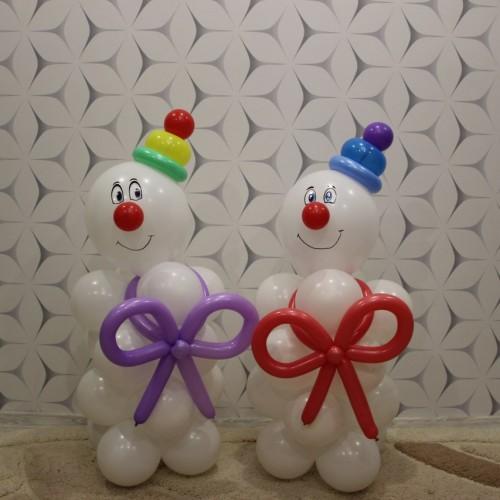 Снеговик 1 шт.