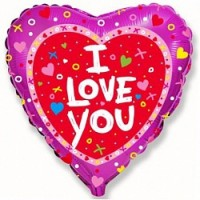 Сердце «I Love You»