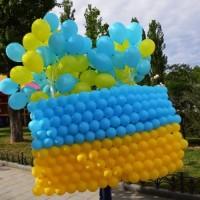 Композиция флаг Украины