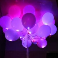 Пучок шаров под потолок 30шт