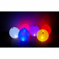 Светящиеся шары воздух