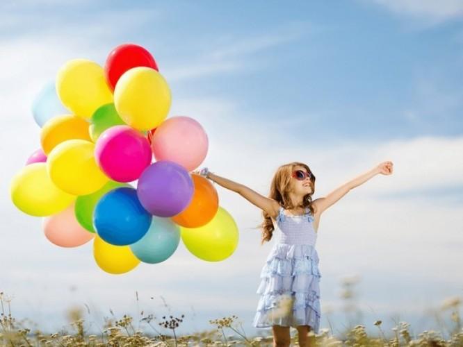 Гелиевые шарики - летающие сюрпризы на праздники!